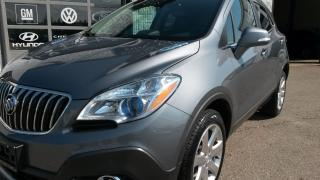 Used 2015 Buick Encore Premium for sale in Guelph, ON