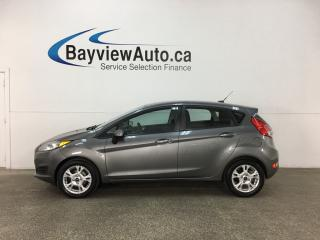 Used 2014 Ford Fiesta SE - ALLOYS! A/C! SYNC! PWR GROUP! for sale in Belleville, ON