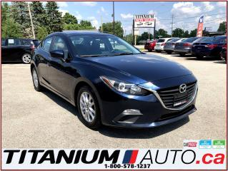 Used 2015 Mazda MAZDA3 GS+GPS+Camera+Heated Seats+New Brakes+Aux & USB+++ for sale in London, ON