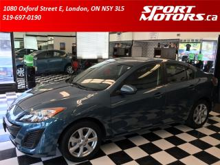 Used 2011 Mazda MAZDA3 New Brakes! A/C+Power Options+Keyless+AUX Input! for sale in London, ON