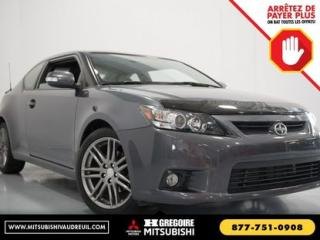 Used 2011 Scion tC SUNROOF CUIR for sale in Vaudreuil-dorion, QC