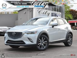 Used 2016 Mazda CX-3 GT for sale in Halifax, NS