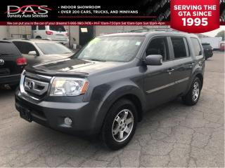Used 2011 Honda Pilot TOURING NAVIGATION/LEATHER/SUNROOF for sale in North York, ON
