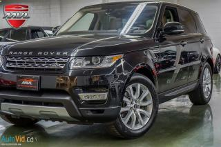 Used 2016 Land Rover Range Rover Sport DIESEL Td6 HSE for sale in Oakville, ON