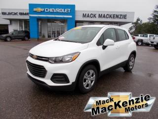 Used 2017 Chevrolet Trax LS for sale in Renfrew, ON