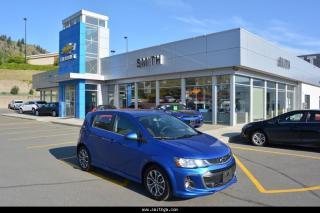 New 2018 Chevrolet Sonic LT for sale in Kamloops, BC
