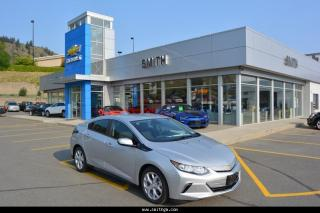 New 2018 Chevrolet Volt Premier for sale in Kamloops, BC