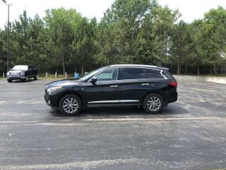 Used 2015 Infiniti QX60 PREMIUM AWD for sale in Cayuga, ON