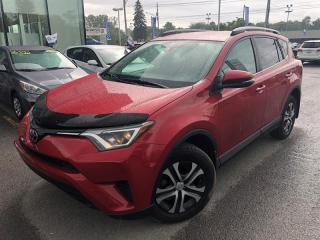 Used 2017 Toyota RAV4 Le Awd Camera for sale in Blainville, QC