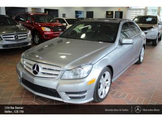 Used 2012 Mercedes-Benz C-Class C300 Awd, T.ouvrant for sale in Québec, QC