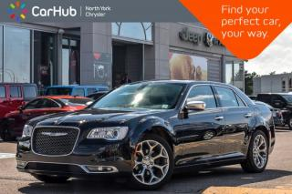 Used 2017 Chrysler 300 C Platinum|Pano_Sunroof|Heat Seats|Nav|Sat|Bluetooth|20