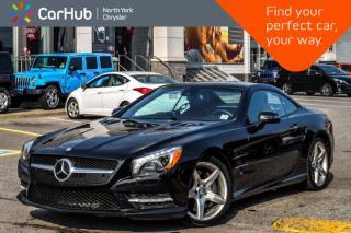 Used 2015 Mercedes-Benz SL-Class 550|Sport Wheel,Driver Asst.Pkgs|H/K Audio|19