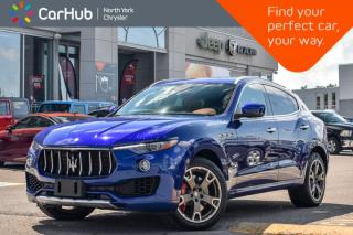 Used 2017 Maserati Levante S|BlindSpot|Pano_Sunroof|Keyless_Go|Heat Frnt.Seats|20