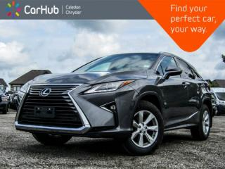 Used 2016 Lexus RX 350 AWD|Sunroof|Backup Cam|Bluetooth|Heat And Cooled Front Seats|Leather|18