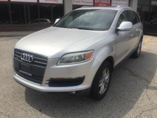 Used 2007 Audi Q7 3.6 PREMIUM for sale in North York, ON