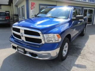 Used 2016 Dodge Ram 1500 WORK READY SLT EDITION 5 PASSENGER 3.0L - ECO-DIESEL.. 4X4.. CREW.. SHORTY.. HEATED SEATS.. BACK-UP CAMERA.. BLUETOOTH SYSTEM.. for sale in Bradford, ON