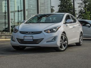 Used 2015 Hyundai Elantra LIMITED EDITION\ NAVIGATION for sale in Scarborough, ON