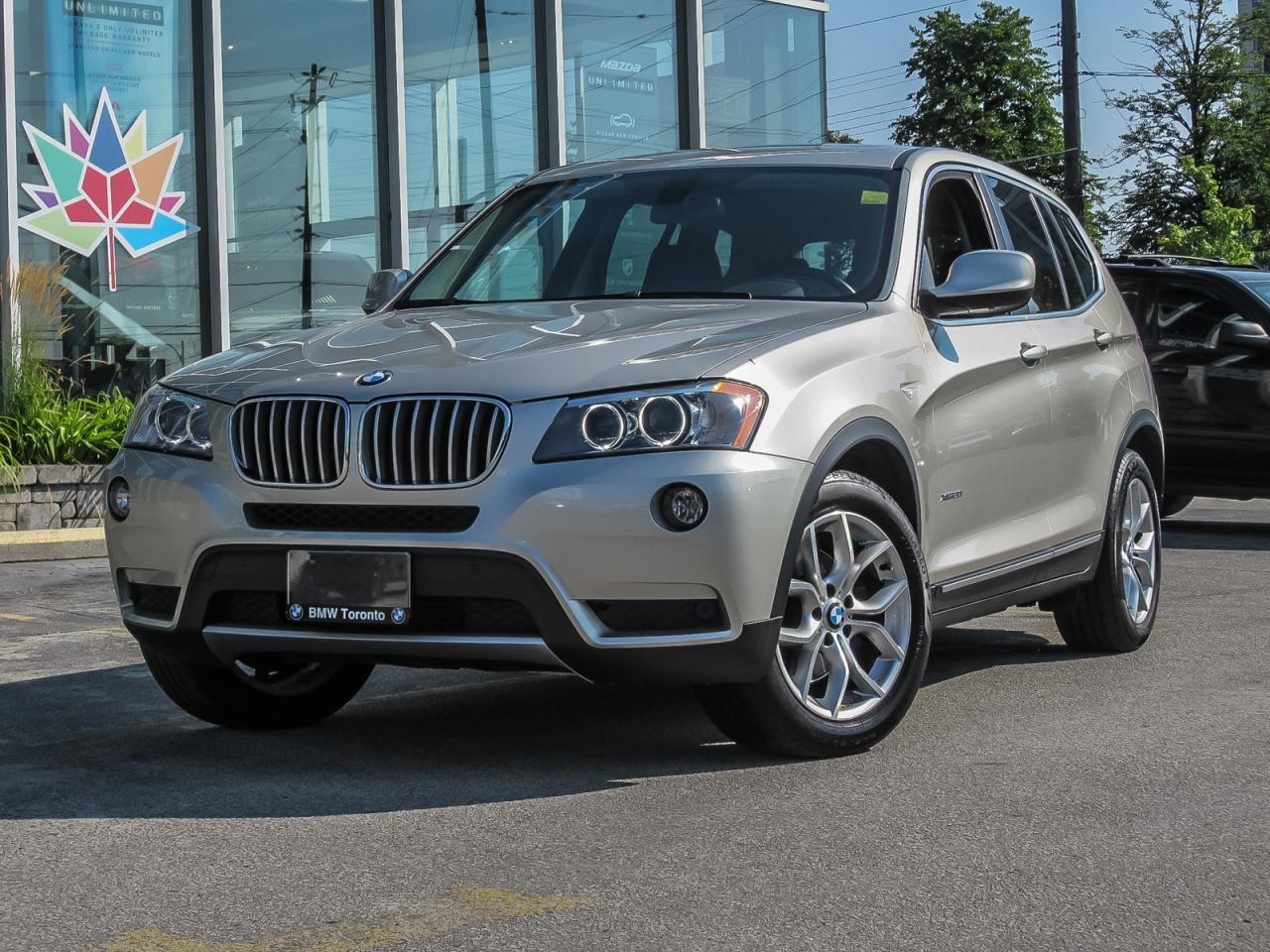 2013 BMW X3 xDrive28i NAVIGATION