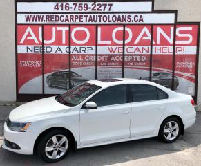 Used 2014 Volkswagen Jetta 2.0 TDI Comfortline TDI-ALL CREDIT ACCEPTED for sale in Scarborough, ON