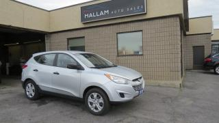 Used 2013 Hyundai Tucson GL All Wheel Drive, Bluetooth, Heated Seats for sale in Kingston, ON