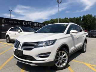Used 2015 Lincoln MKC Base |AWD|Bluetooth|Navigation|Blind Spot Alert|Heated Seats| for sale in Barrie, ON