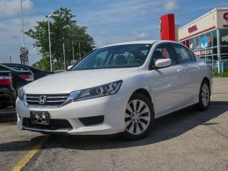 Used 2014 Honda Accord LX Sedan for sale in Guelph, ON