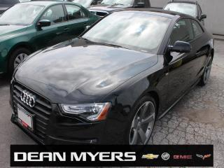Used 2014 Audi A5 Quattro 2.0T Progressive for sale in North York, ON