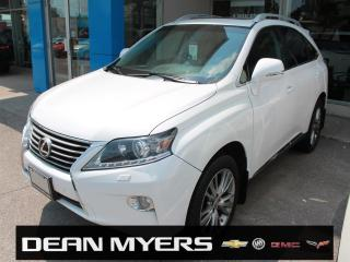 Used 2014 Lexus RX 350 SPORT for sale in North York, ON