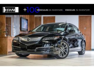 Used 2015 Acura TLX Tech. Package for sale in Montréal, QC