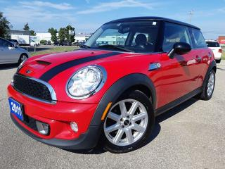 Used 2011 MINI Cooper Hardtop S for sale in Beamsville, ON