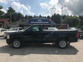 Used 2010 Chevrolet Silverado 1500 WT | ONE OWNER, LOCAL TRADE! for sale in Flesherton, ON