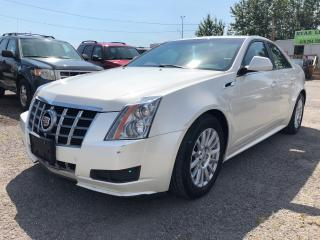 Used 2012 Cadillac CTS for sale in Pickering, ON