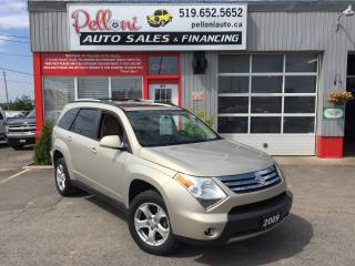 Used 2009 Suzuki XL-7 JLX V6 AWD 7 PASSENGER LEATHER+SUNROOF for sale in London, ON