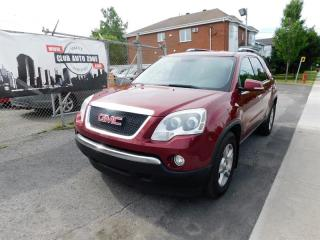 Used 2009 GMC Acadia Bluetooth A/c for sale in Longueuil, QC