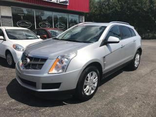 Used 2010 Cadillac SRX Luxury Gar for sale in St-Eustache, QC