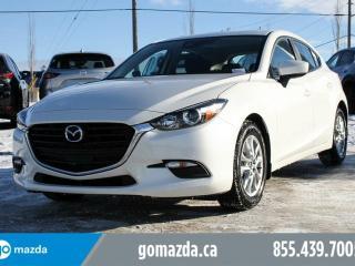 New 2018 Mazda MAZDA3 Sport GS W/MOONROOF PKG for sale in Edmonton, AB