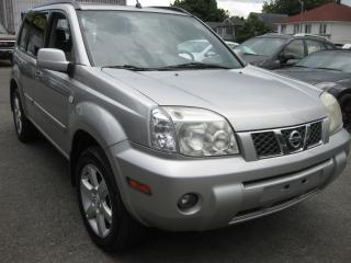Used 2006 Nissan X-Trail XE AWD Sunroof Auto AC Htd Seats PL PM PW Fog for sale in Ottawa, ON
