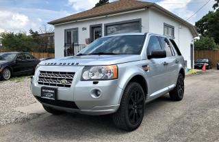 Used 2008 Land Rover LR2 LR2 HSE PANO ROOF NO ACCIDENT for sale in Mississauga, ON