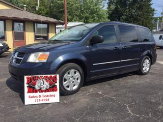 Used 2008 Dodge Grand Caravan SE for sale in Glencoe, ON