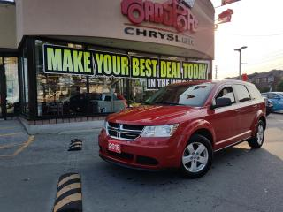 Used 2015 Dodge Journey Canada Value Pkg ALLOY WHEELS B-TOOTH TINT WINDOW for sale in Toronto, ON