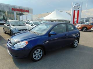 Used 2009 Hyundai Accent Hyundai Accent Hayon 3 portes for sale in Ste-foy, QC