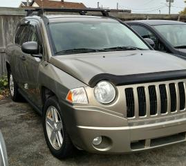 Used 2007 Jeep Compass Sport for sale in Sarnia, ON