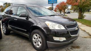 Used 2009 Chevrolet Traverse LS for sale in Sarnia, ON