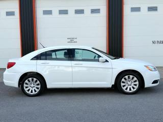 Used 2013 Chrysler 200 LX for sale in Jarvis, ON