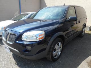 Used 2007 Pontiac Montana w/1SA for sale in Brantford, ON