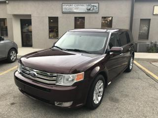 Used 2009 Ford Flex SEL for sale in Burlington, ON