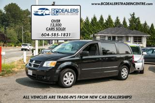 Used 2008 Dodge Grand Caravan SXT Swivel-N-Go, Rear DVD, Rare Table Option! for sale in Surrey, BC