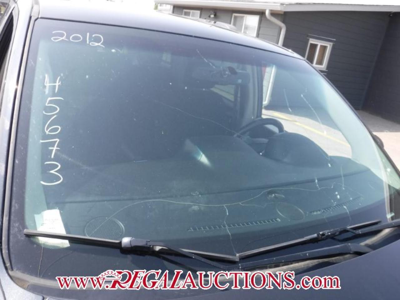 2012 Chrysler Town & Country SXT 4D Wagon