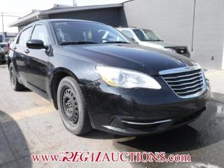 Used 2013 Chrysler 200 LX 4D Sedan for sale in Calgary, AB