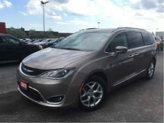 Used 2017 Chrysler Pacifica Touring-L Plus**NAV**Adaptive Cruise** Back UP CAM for sale in Mississauga, ON